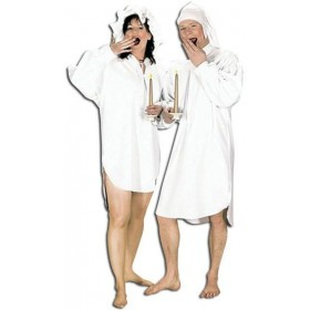 Night Shirt (Male) Fancy Dress Costume
