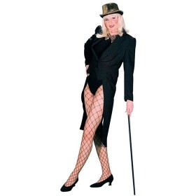 Tailcoat Black (Female)(1920S , Old English Fancy Dress)