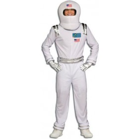 Astronaut Fancy Dress Costume