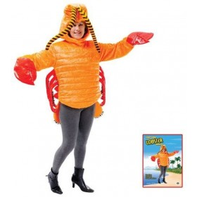 Lobster Fancy Dress Costume