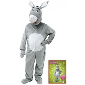 Donkey . Big Head Fancy Dress Costume