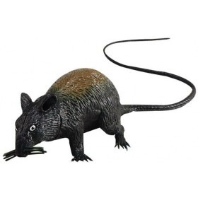 Rat Squeaking. Large (Animals , Halloween Decorations)