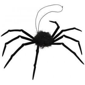 Spider. Fur Tarantula (Halloween Decorations)