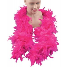 Feather Boa. Cyclamen (1920S , Burlesque Fancy Dress Feather Boas)