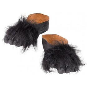 Gorilla Feet (Animals Fancy Dress Shoes)