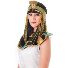 Asp Beaded Headpiece (Egyptian Fancy Dress Jewellery)