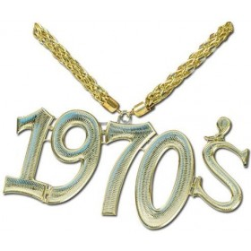 1970'S Necklace (1970S Fancy Dress Jewellery)