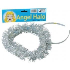 Halo. Silver (Christmas Fancy Dress)