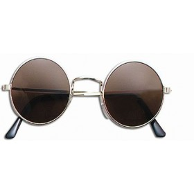John Lennon Sunglasses (1960S , Music Fancy Dress Glasses)