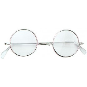 John Lennon Specs. Clear (1960S , Christmas Glasses)