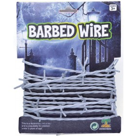 Barbed Wire Carded- Fancy Dress Halloween