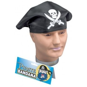Pirate Bandana (Pirates Fancy Dress Hats)