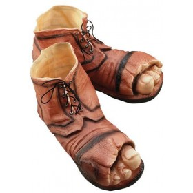 Tramp Boots (Hen & Stag Fancy Dress Shoes)