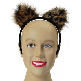 Feline Fantasy Ears (Animals , Sexy Fancy Dress)