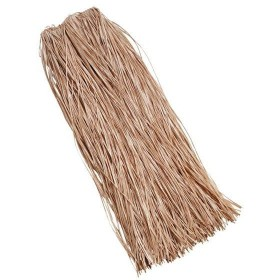Long Grass Skirt 90Cm Plain (Hawaiian Fancy Dress)