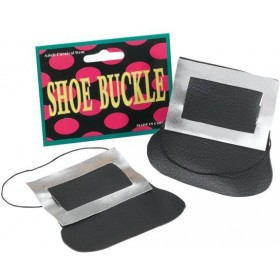Shoe Buckles. Material (Pirates , Old English Fancy Dress Shoes)