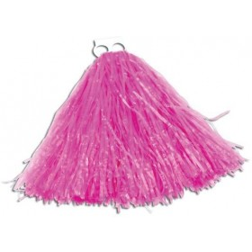 Pom Pom. Pink. Small (School Fancy Dress)