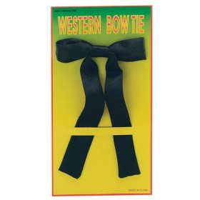 Western Bow Tie (Cowboys/Native Americans Fancy Dress)