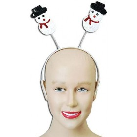 Snowman Boppers (Christmas Fancy Dress)