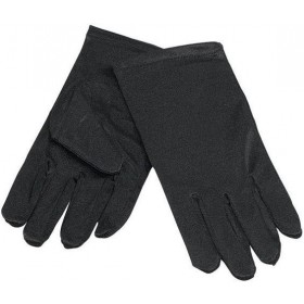 Childs Gloves. Black (Halloween Gloves)