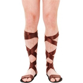Roman Sandals (Roman Fancy Dress Shoes)