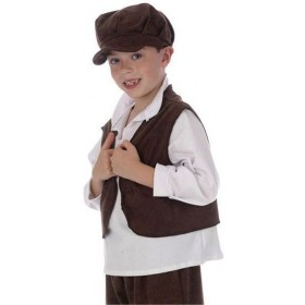 Urchin Waistcoat. Childs (1920S , Old English Fancy Dress)