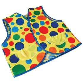 Clown Waistcoat (Clowns Fancy Dress)