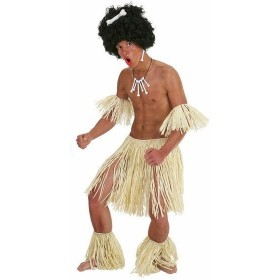 Zulu Set. 5Pc (Hawaiian , Cultures Fancy Dress Disguises)
