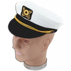 Captain'S Cap (Sailor Fancy Dress Hats)