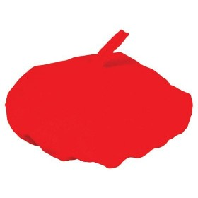French Beret. Red (French Fancy Dress Hats)