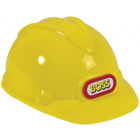 Construction Helmet. Childs (Heroes Fancy Dress Hats)