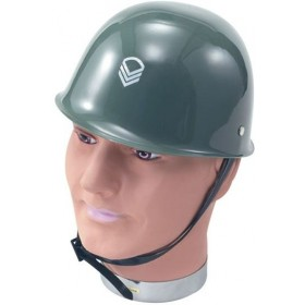 Army Hat. Plastic Childs (Army Fancy Dress Hats)