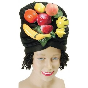Fruit Hat & Hair (Cultures Fancy Dress Hats)