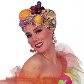 Fruit Headpiece (Cultures Fancy Dress Hats)