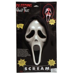 Scream Mask Bleeding (Halloween Masks)