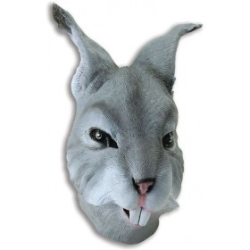 Rabbit Mask (Animals Fancy Dress Masks)