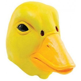 Duck Mask (Animals Fancy Dress Masks)