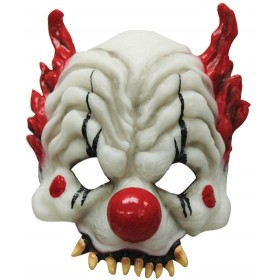 Horror Clown (Clowns Fancy Dress Masks)