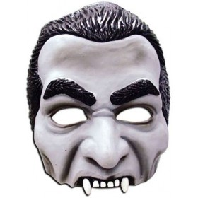 Dracula Half Face (Halloween Masks)
