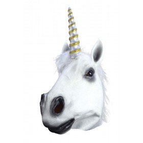 Unicorn Rubber Mask
