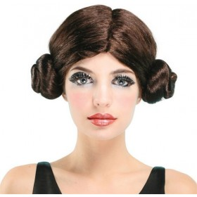 Space Princess Wig (Film , 1970S Fancy Dress Wigs)