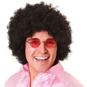 Afro Wig. Black Jumbo Budget (1970S Fancy Dress Wigs)