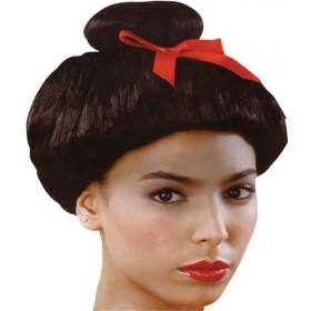 Japanese Lady Wig Budget (Oriental Fancy Dress Wigs)