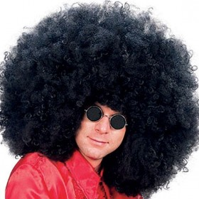 Super Jimmy Wig (1970S Fancy Dress Wigs)