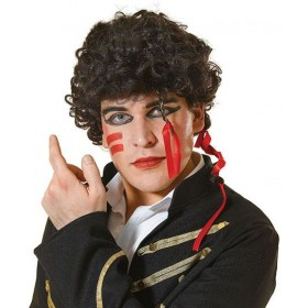 Adam Ant Wig (1980S , Music Fancy Dress Wigs)