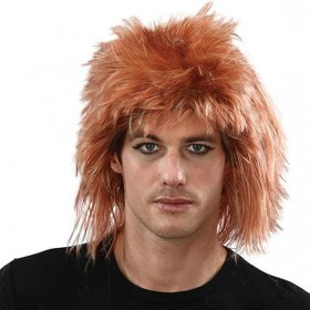 Shaggy Wig. Ginger (1980S Fancy Dress Wigs)