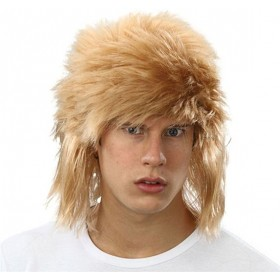 Shaggy Wig. Blonde (1980S Fancy Dress Wigs)
