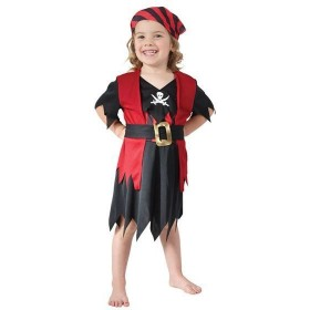Pirate Girl Toddler Fancy Dress Costume