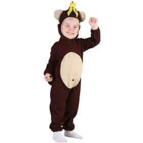 Monkey Toddler Fancy Dress Costume