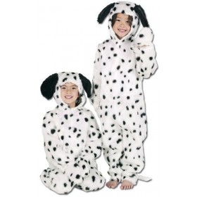 Dalmation, Fur Fabric. (Animals Fancy Dress)